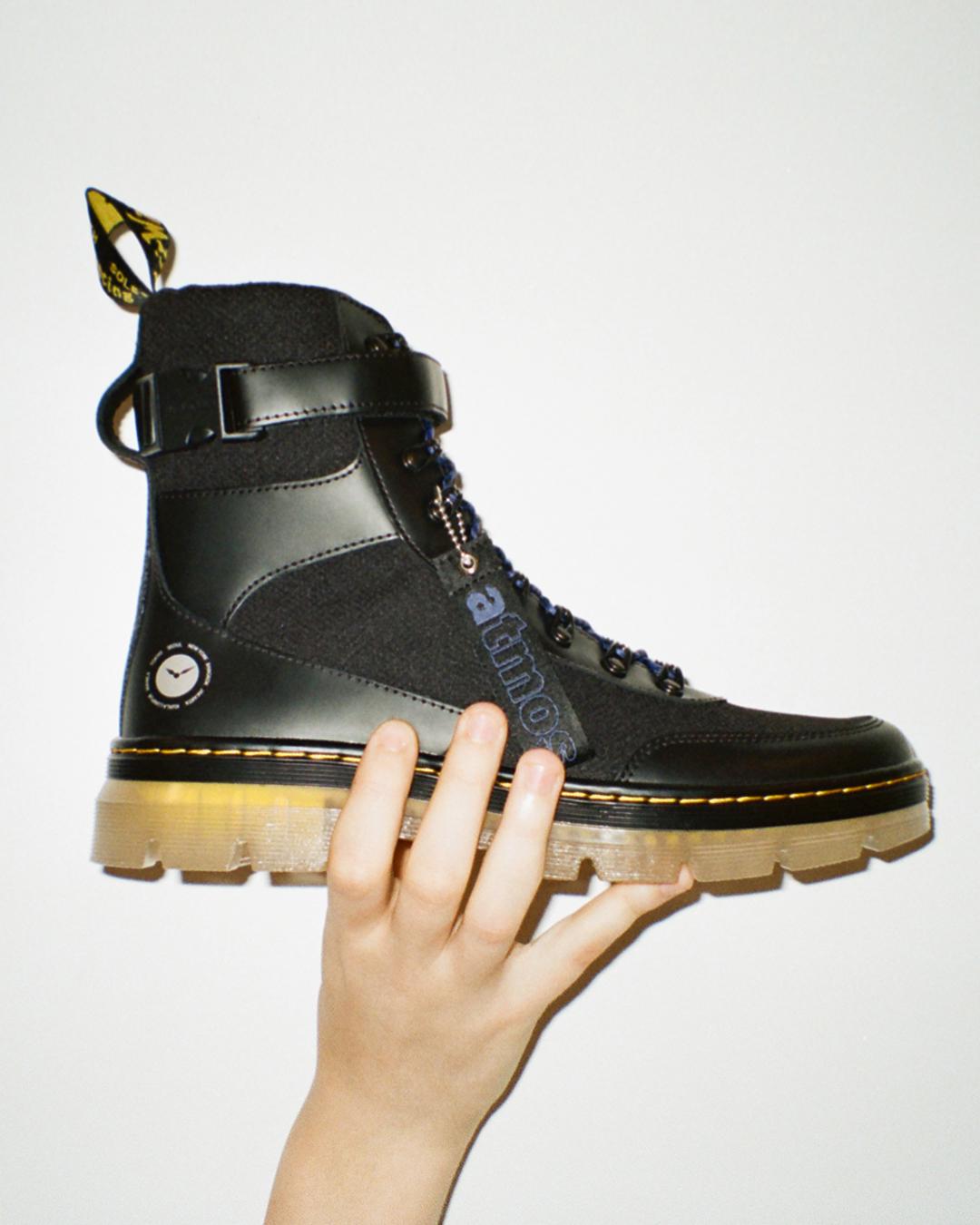 size? collections – Joel Wilson – Footwear Designer at Dr. Martens