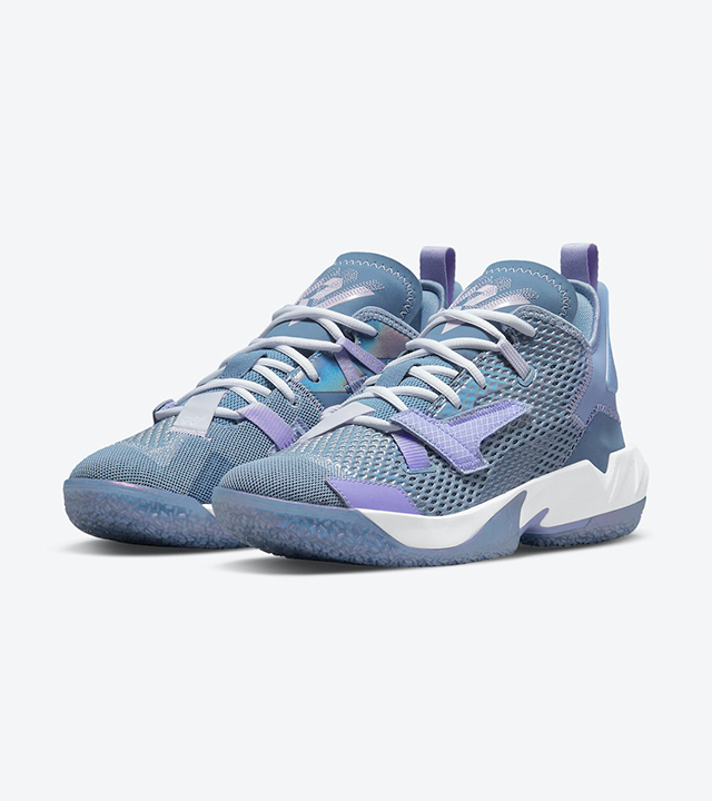 Check out the pastel-coloured Jordan Why Not Zer0.4 'KB3'