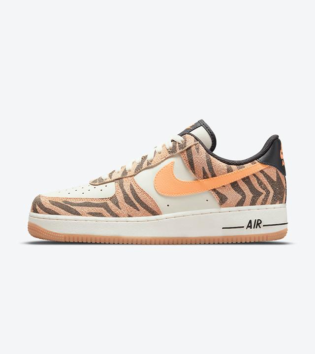 Have you seen the Nike Air Force 1 'Daktari Stripes'?