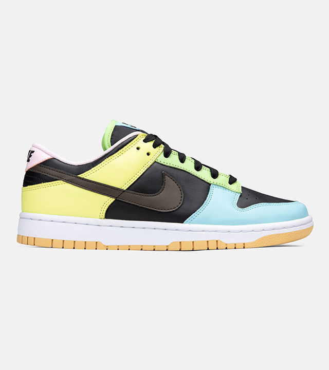Check out the Nike Dunk Low 'Free.99'