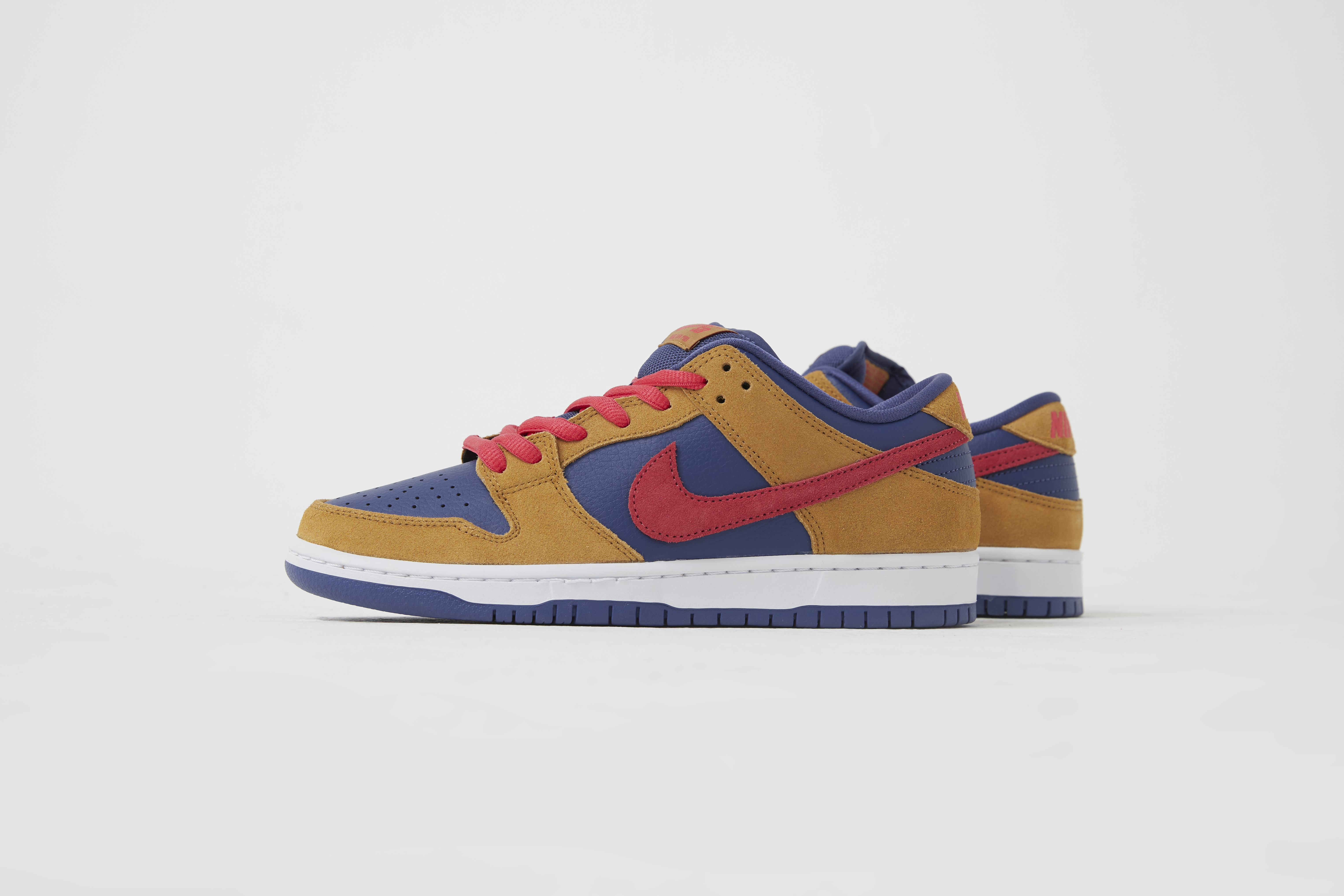 Have a look at the Nike Dunk Low 'Papa Bear'