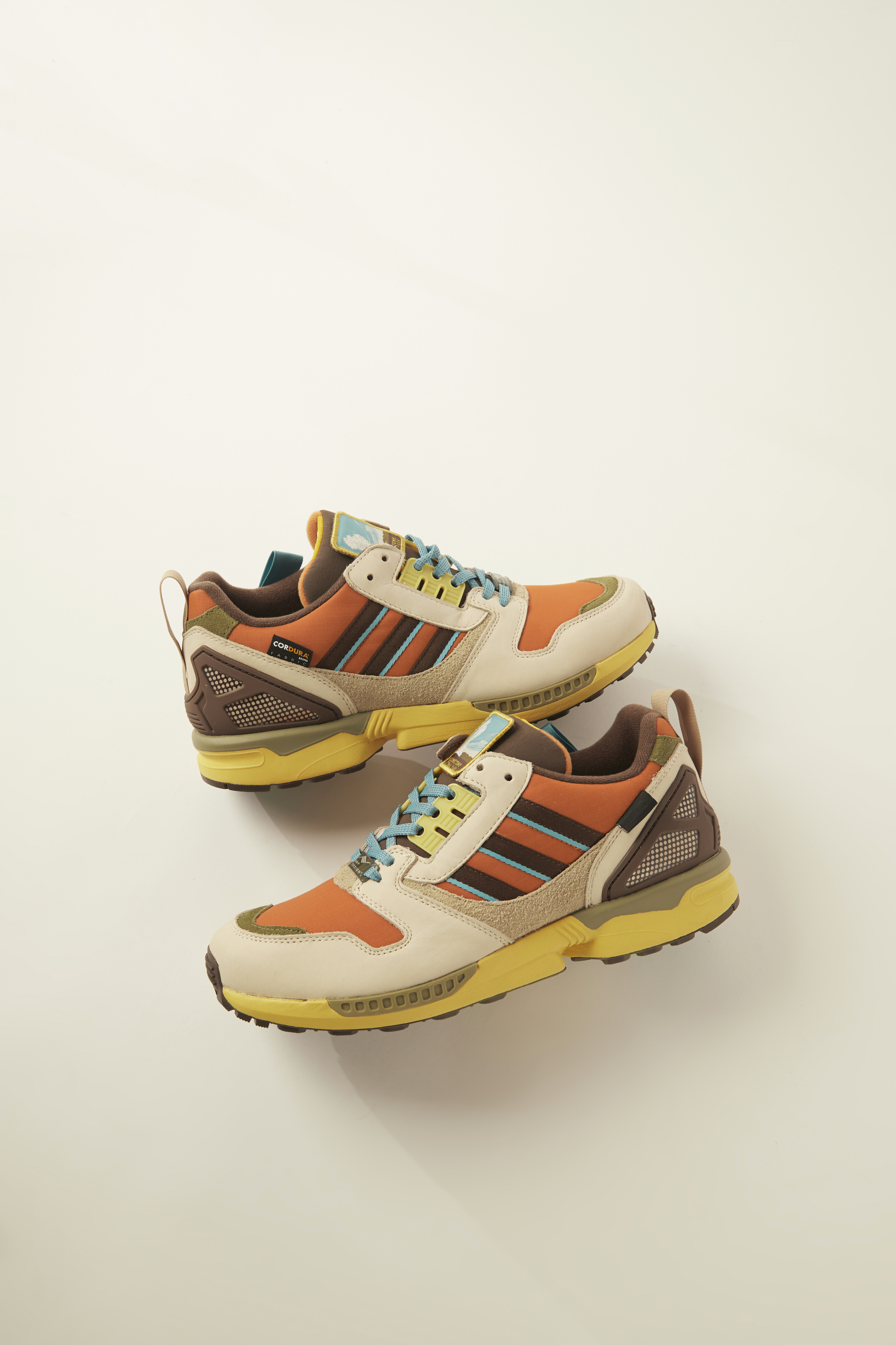 adidas and the National Park Foundation reimagine two ZX models