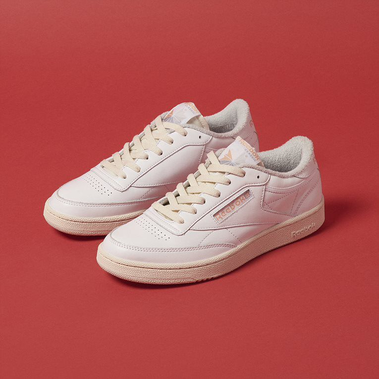 The Reebok Club C 85 & NPC join our Classics by size? range