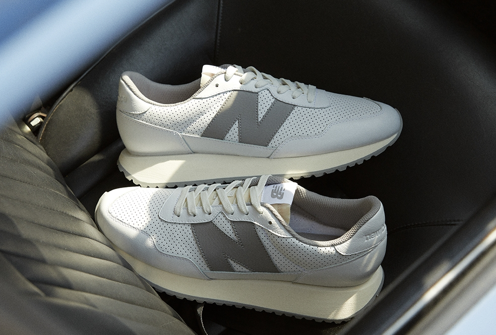 Our exclusive New Balance 237 is landing soon