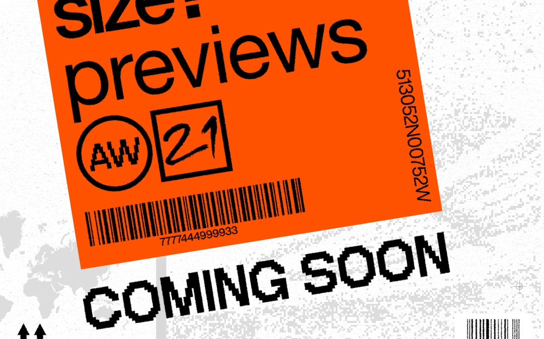 Announcing our size? previews AW21 show