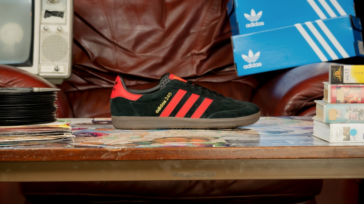 Time for another adidas Originals AS 240 – size? Exclusive