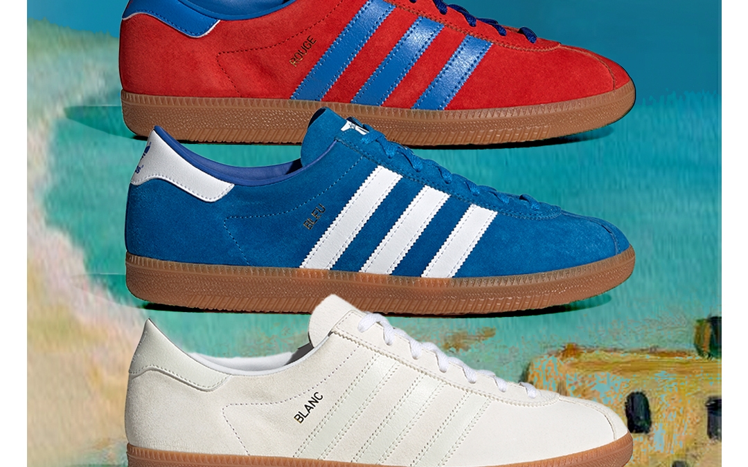 adidas Originals Tricolore pack – out soon