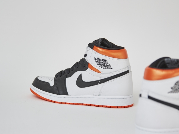 Take a look at the Air Jordan 1 High OG 'Electro Orange'