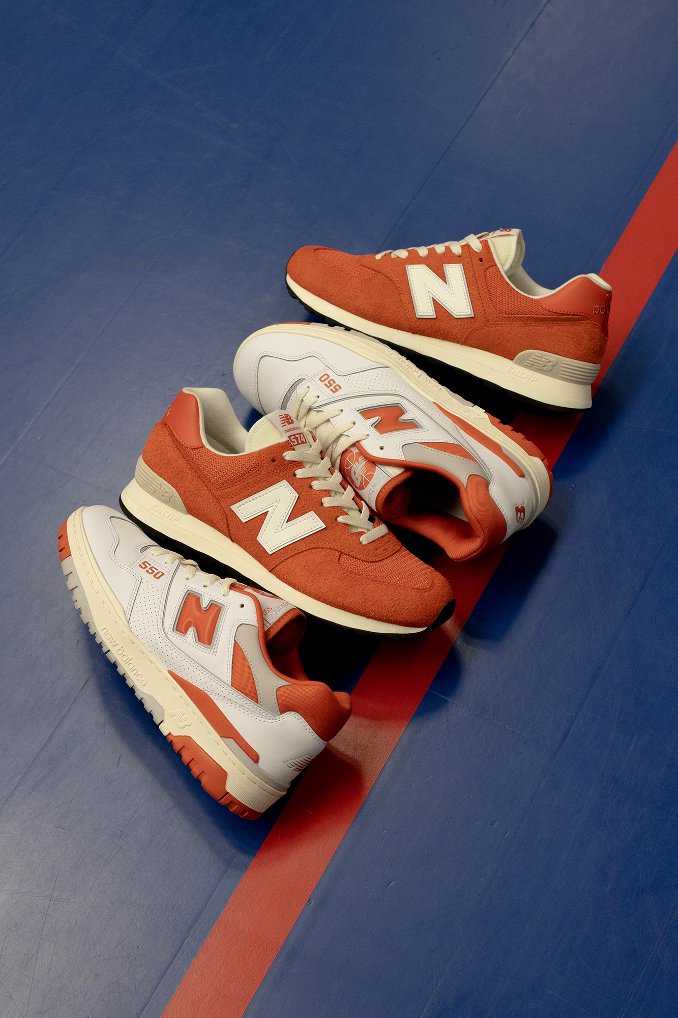New Balance 'College Pack' – size? Exclusive