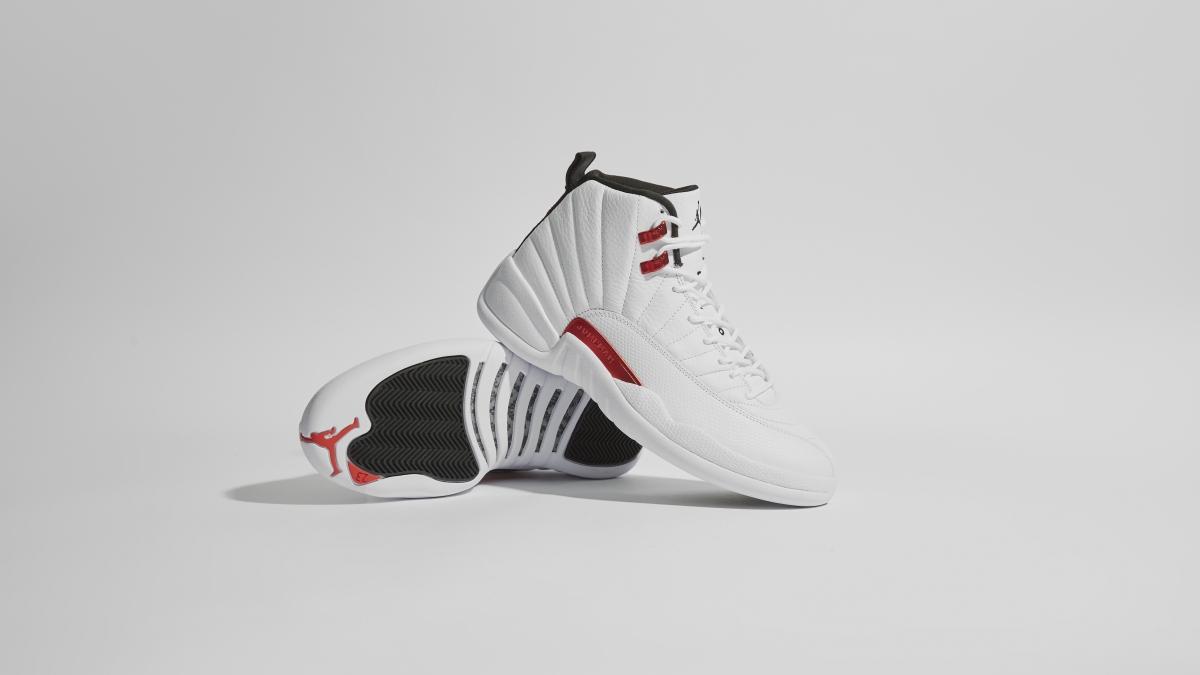 We look at the Air Jordan 12 'Retro Twist'