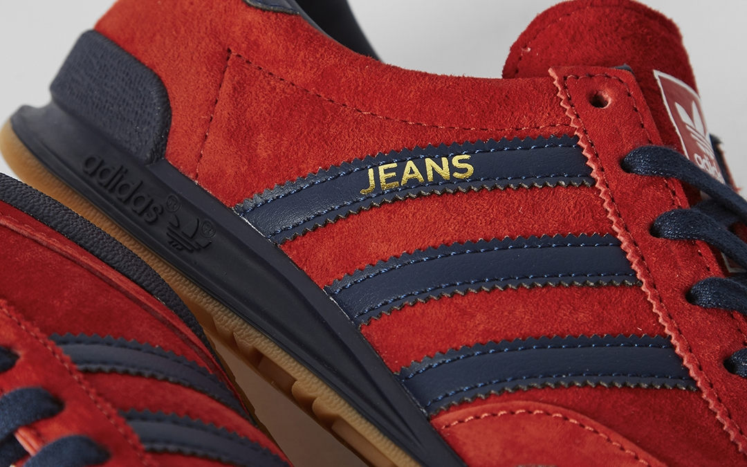 The adidas Originals Jeans is back in an OG colourway