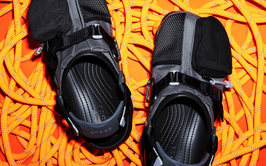 Take a look at the Crocs x BEAMS Classic Clogs – out now