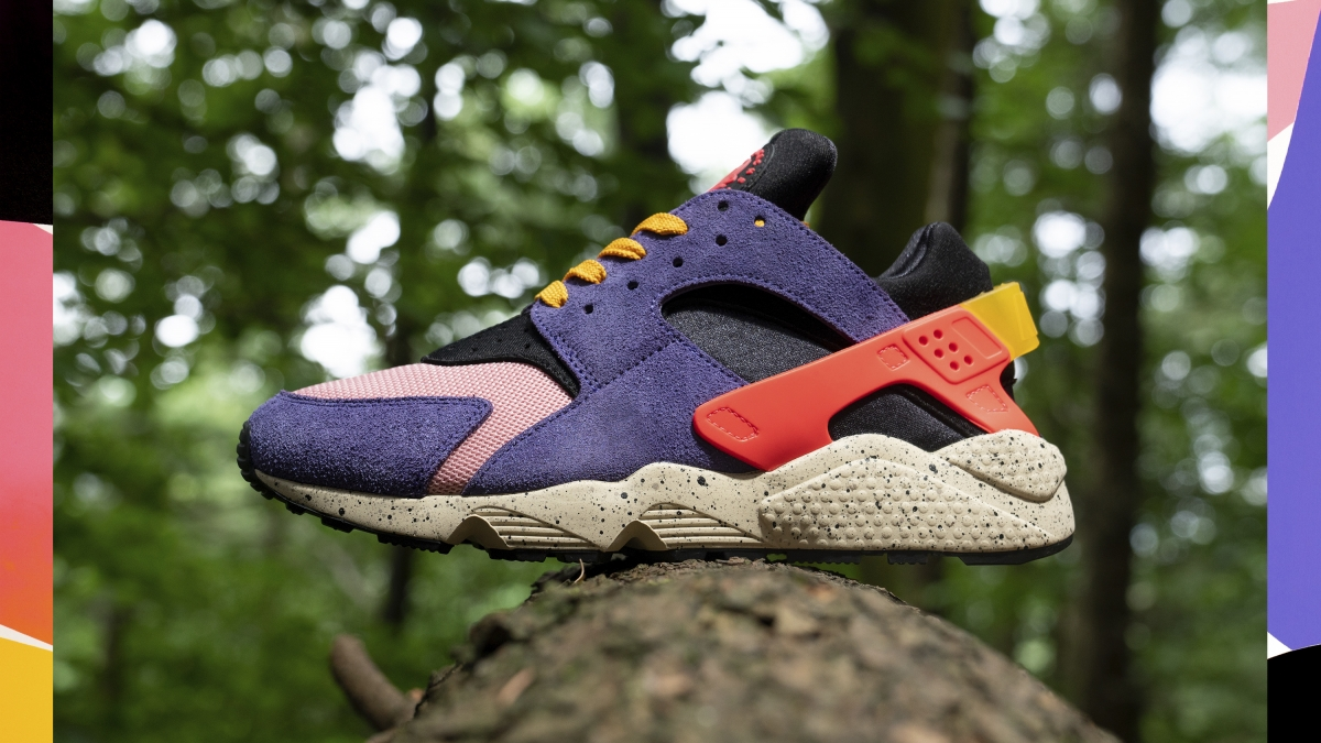 A special look at our Nike Air Huarache – size? Exclusive