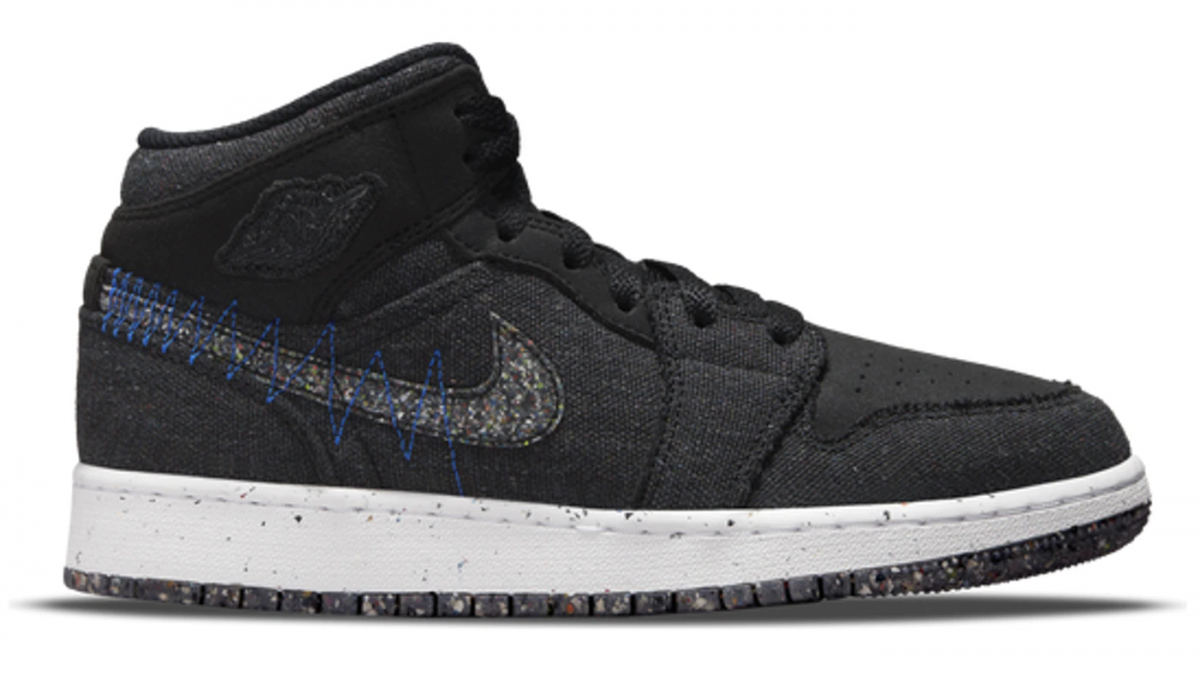 Check out the Air Jordan 1 Mid SE 'Crater'