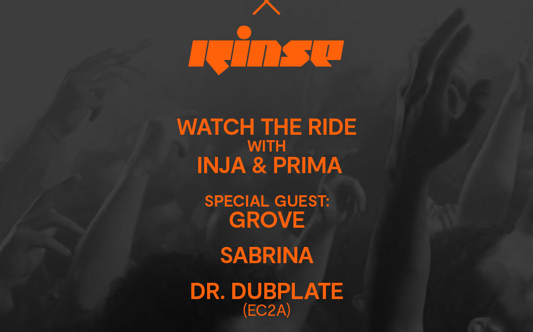 size? sessions x Rinse in Bristol: meet the lineup